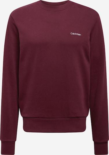 Megztinis be užsegimo iš Calvin Klein , spalva - vyno raudona spalva: Vaizdas iš priekio
