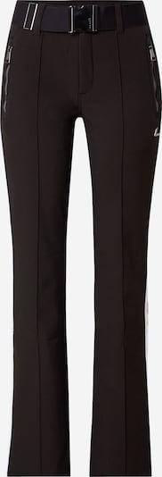 LUHTA Hose 'Haapala' in rot / schwarz / weiß, Produktansicht