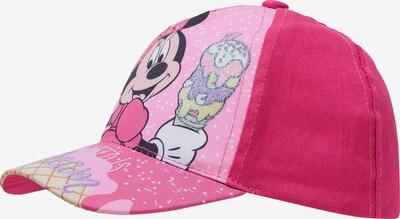 Disney Minnie Mouse Mütze in mischfarben / hellpink / dunkelpink, Produktansicht