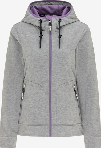myMo ATHLSR Performance Jacket in Grey