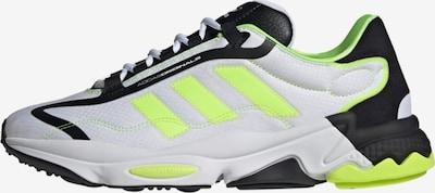 ADIDAS ORIGINALS Sneaker 'OZWEEGO Pure' in neongelb / schwarz / weiß, Produktansicht