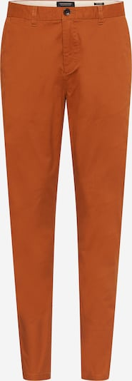 SCOTCH & SODA Панталон Chino 'STUART' в карамел: Изглед отпред