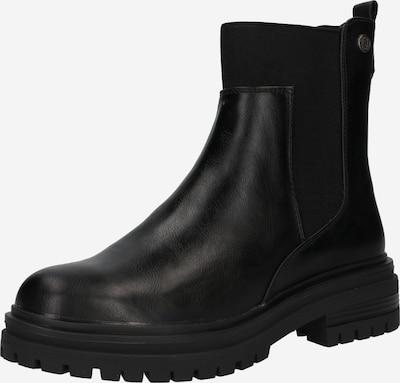 Refresh Chelsea Boots en noir, Vue avec produit