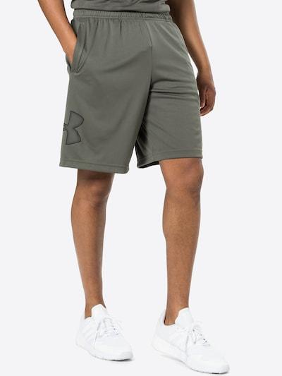 UNDER ARMOUR Sportovní kalhoty 'Tech' - zelená, Model/ka
