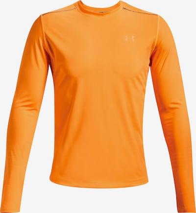 UNDER ARMOUR Funktionsshirt 'Empowered' in orange / silber, Produktansicht