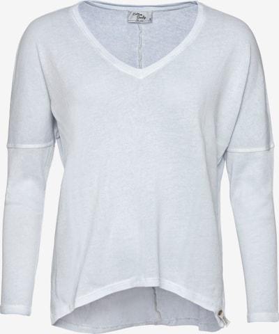 Cotton Candy Langarmshirt 'Leda' in hellblau, Produktansicht