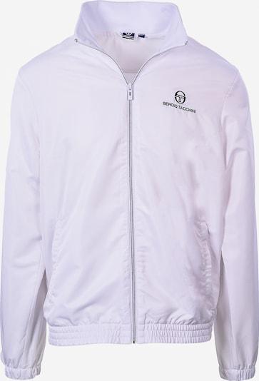 Sergio Tacchini Sportjas 'Carson Tracktop' in de kleur Wit, Productweergave