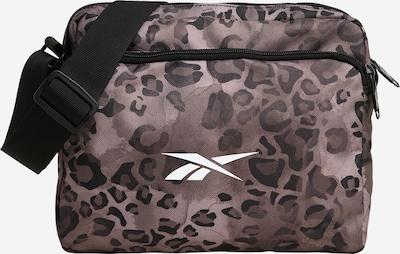 REEBOK Sportovní taška - šedá / černá, Produkt