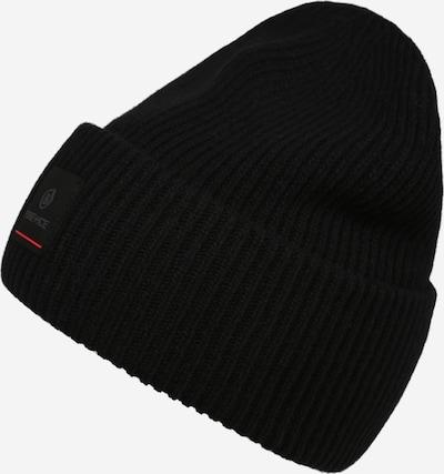 Bogner Fire + Ice Bonnet 'TAREK' en noir, Vue avec produit