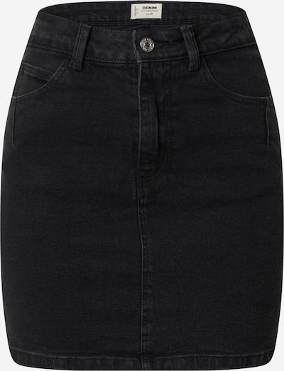 Tally Weijl Rok in de kleur Black denim, Productweergave