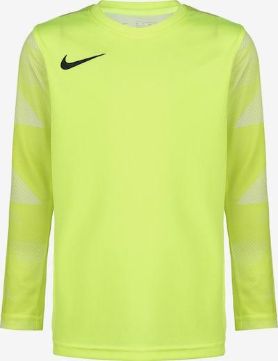 NIKE T-Shirt fonctionnel 'Park IV' en jaune: Vue de face