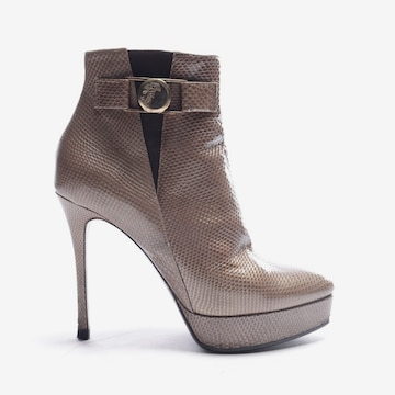 VERSACE Dress Boots in 36 in Brown