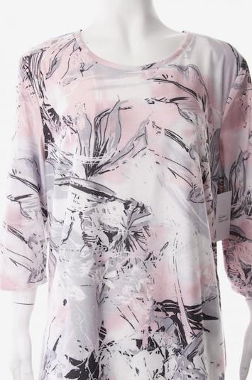 FAIR LADY Longsleeve in XXL in rosé / schwarz / weiß, Produktansicht