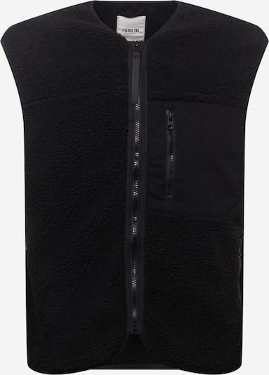 !Solid Weste 'Vay' in schwarz, Produktansicht