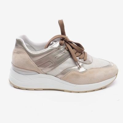 HOGAN Turnschuhe / Sneaker in 38,5 in hellbraun, Produktansicht