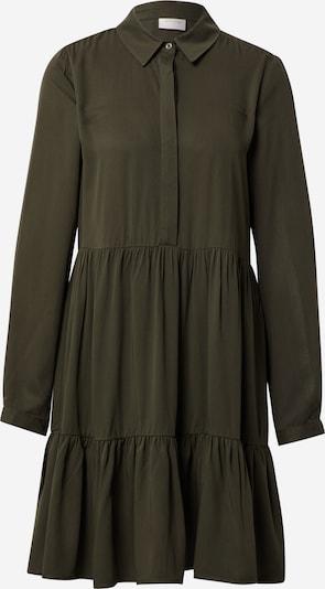 VILA Blusekjole 'MOROSE' i mørkegrøn, Produktvisning