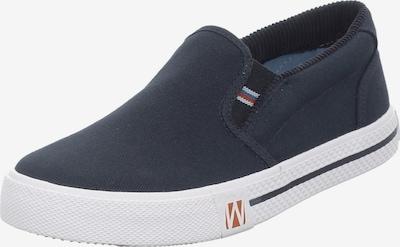 Westland Slipper 'LASER' in blau, Produktansicht