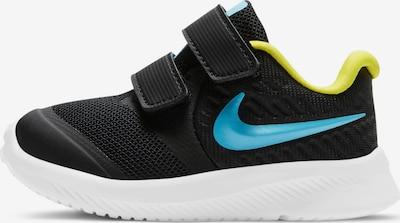 NIKE Laufschuh in blau / schwarz, Produktansicht