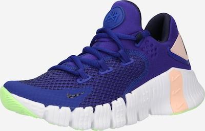NIKE Αθλητικό παπούτσι 'FREE METCON 4' σε ζαφείρι / πούδρα, Άποψη προϊόντος