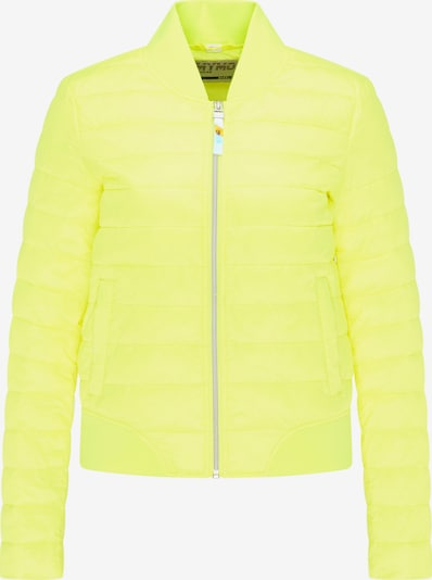 myMo ATHLSR Sports jacket in Neon yellow, Item view