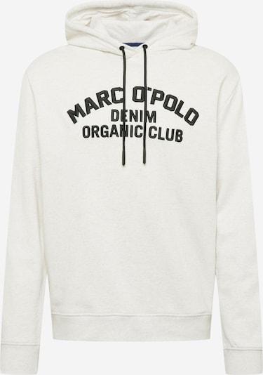 Marc O'Polo DENIM Sweatshirt in Black / natural white, Item view
