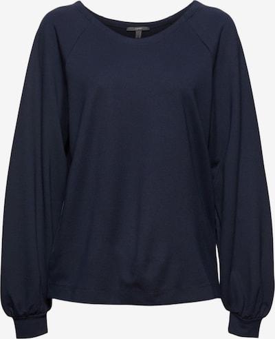 Esprit Collection Sweatshirt in dunkelblau, Produktansicht