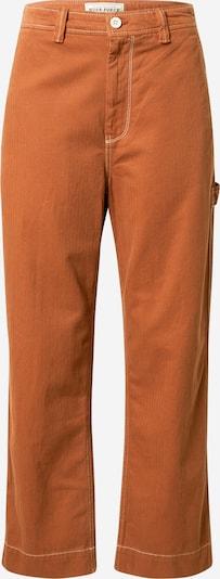 GAP Hose 'Workforce Carpenter' in rostbraun / orangerot: Frontalansicht