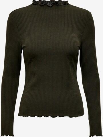 ONLY Μπλουζάκι 'Emma' σε πράσινο