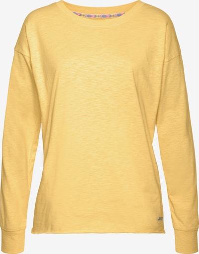 BUFFALO Shirt in hellblau / gelb / hellpink / weiß, Produktansicht
