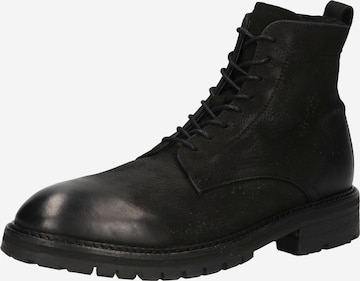 Hudson London Boots 'Howden' in Black