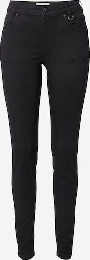 PULZ Jeans Jeans 'EMMA' in black denim, Produktansicht
