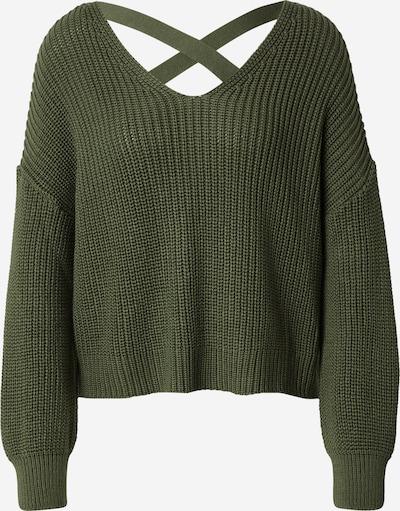 ABOUT YOU Pullover 'Liliana' in dunkelgrün, Produktansicht
