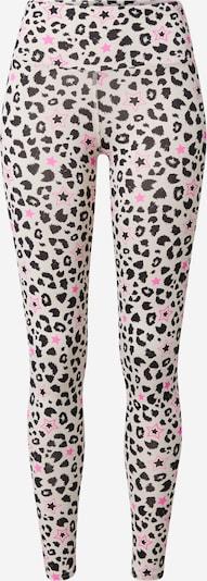 Hey Honey Leggings in pink / puder / schwarz, Produktansicht