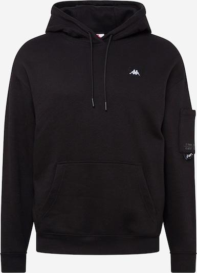 KAPPA Sweater majica 'HILMAN' u crna, Pregled proizvoda