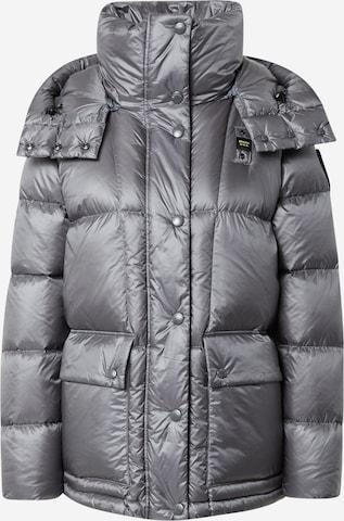 pelēks Blauer.USA Ziemas jaka