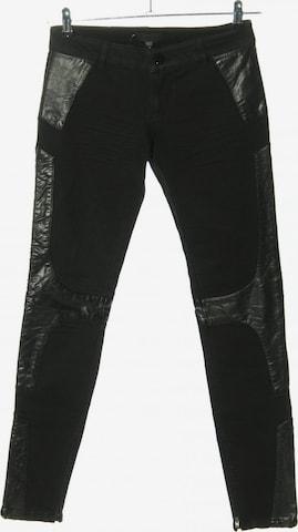 bebe Pants in S in Black