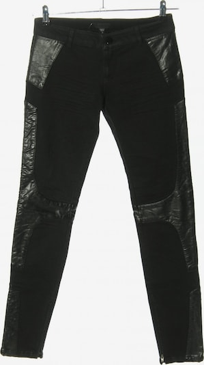 bebe Röhrenhose in S in schwarz, Produktansicht