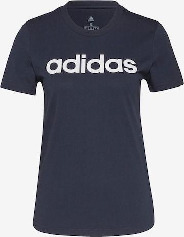 ADIDAS PERFORMANCE Funksjonsskjorte i blå