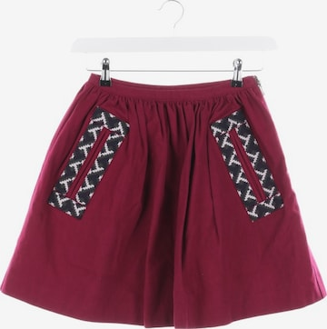 Manoush Skirt in XS in Red