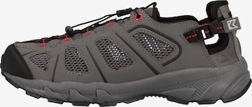 Sandales de randonnée Kastinger en gris