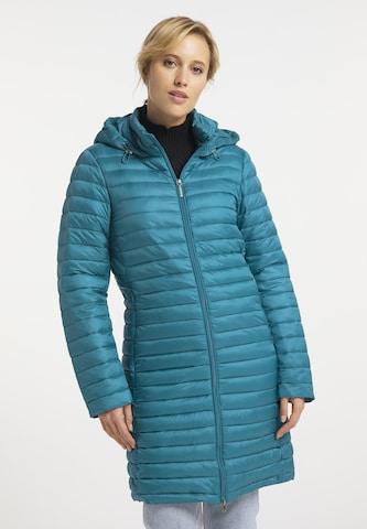 Usha Χειμερινό παλτό σε μπλε