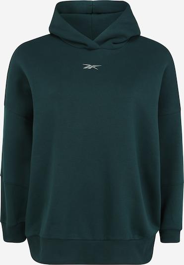 REEBOK Sportief sweatshirt in de kleur Donkergroen, Productweergave