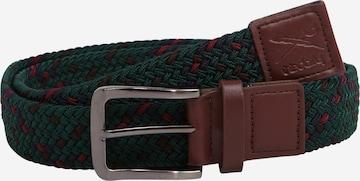 Iriedaily Belt 'Variation' in Green