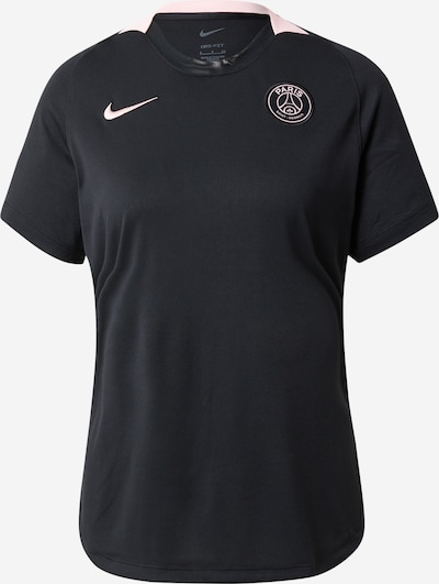 NIKE Koszulka funkcyjna 'Paris Saint-Germain' w kolorze różany / czarnym, Podgląd produktu