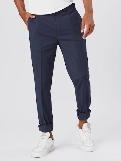 BURTON MENSWEAR LONDON Kalhoty s puky - námořnická modř, Model/ka