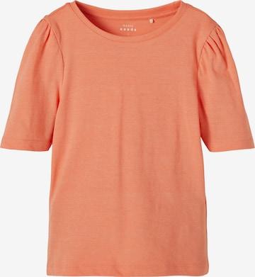 NAME IT T-shirt 'Vivaldi' i orange