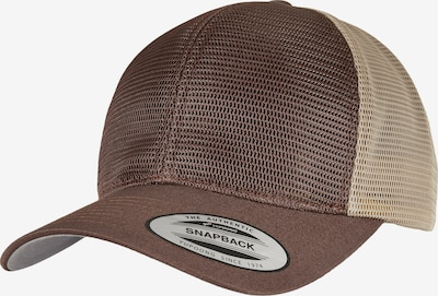 Flexfit Cap in ocker / hellbraun, Produktansicht