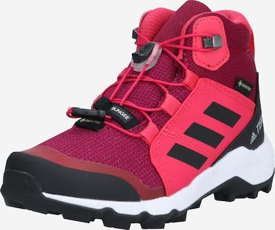 ADIDAS PERFORMANCE Boots 'TERREX' en baie / rose clair / noir / blanc, Vue avec produit