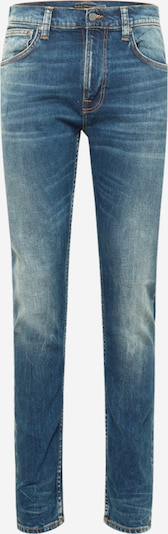 Nudie Jeans Co Jean 'Lean Dean' en bleu foncé, Vue avec produit