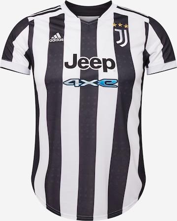ADIDAS PERFORMANCE Spordisärk 'Juventus Turin', värv valge